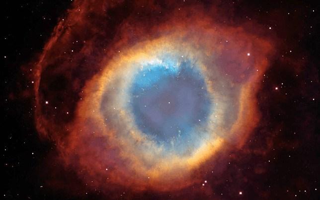 salvapantallas windows 10 Hubble