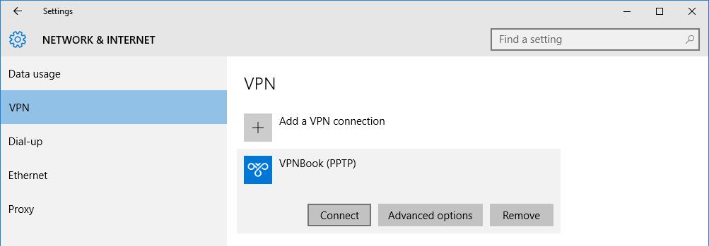 Cómo Configurar y Usar VPNBook en Windows