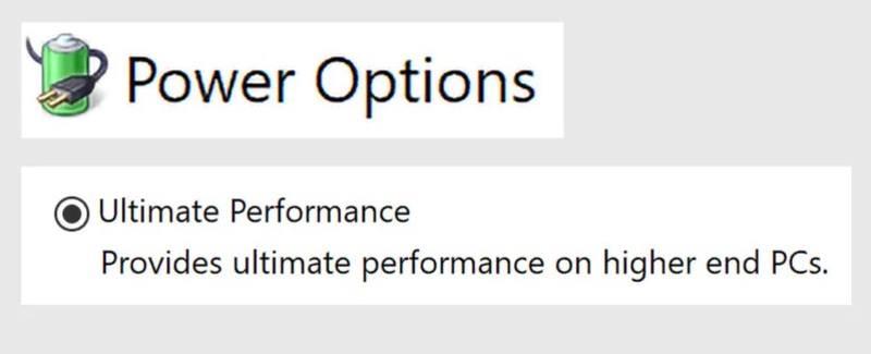 ¿Cuál es la última característica de rendimiento en Windows 10?