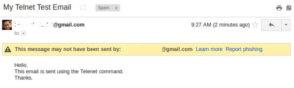 3 maneras fáciles de enviar correos electrónicos desde la línea de comandos en Linux