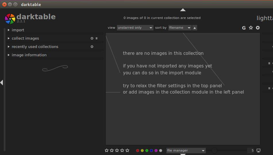 5 de los mejores software de edición de imágenes para Linux