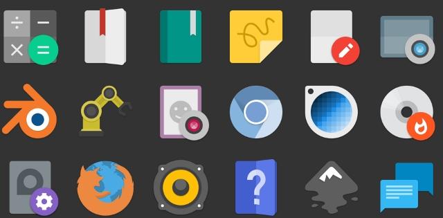 5 Más de los Mejores Paquetes de Iconos para Linux