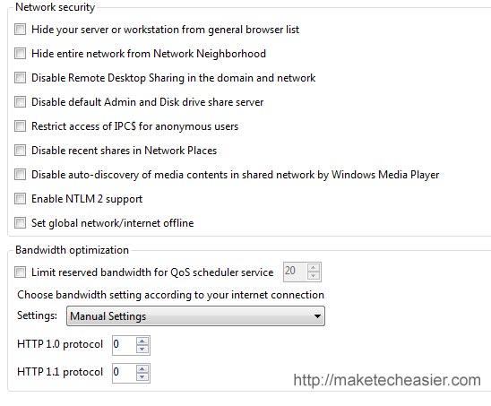 Ajuste su Windows con el último Windows Tweaker