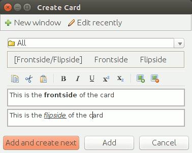 Aprenda con Linux: Tarjetas de memoria