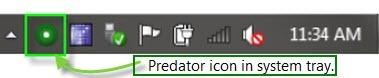 Bloquee su computadora con su unidad flash USB y Predator