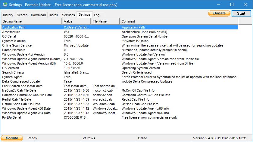Cómo actualizar Windows 10 sin conexión