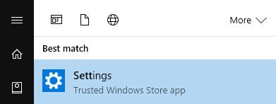 Cómo cambiar correctamente los permisos de la aplicación en Windows 10