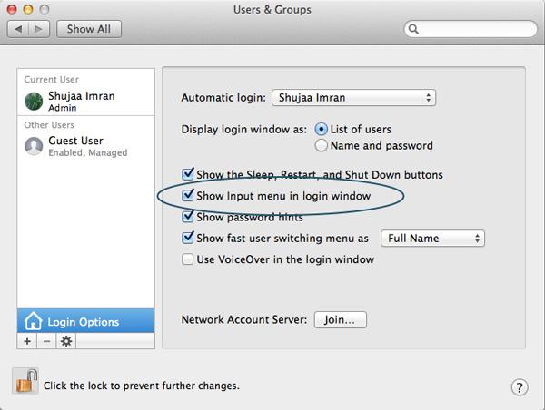 Cómo cambiar el idioma del teclado en OS X