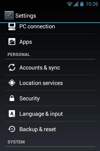 Cómo cifrar su teléfono Android