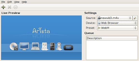 Cómo codificar vídeos de WebM para YouTube en Linux