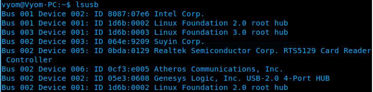 Cómo comprobar la información de hardware en Linux usando la línea de comandos
