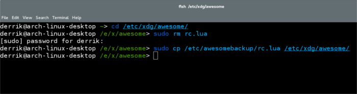 Cómo configurar aplicaciones de inicio en AwesomeWM