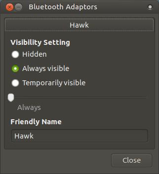 Cómo configurar Bluetooth en Linux