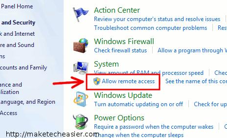 Cómo configurar, conectar y aceptar conexiones de Escritorio remoto en Windows 7