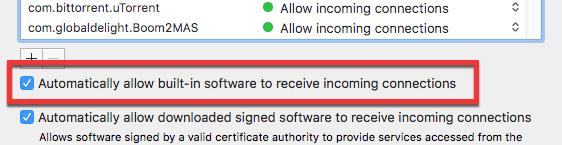 Cómo configurar correctamente el Firewall de tu Mac
