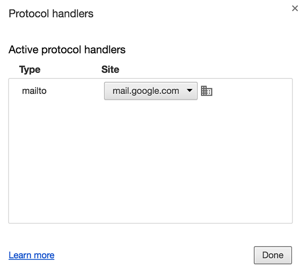 Cómo configurar Gmail como la aplicación de correo predeterminada en varios navegadores de tu Mac