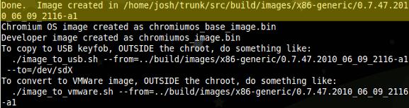 Cómo construir Chrome OS para su Netbook o VM