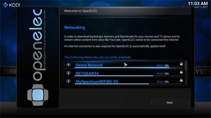 Cómo construir su propio centro multimedia con OpenELEC