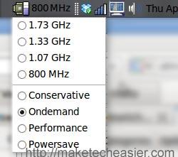 Cómo controlar la frecuencia de su CPU en Ubuntu