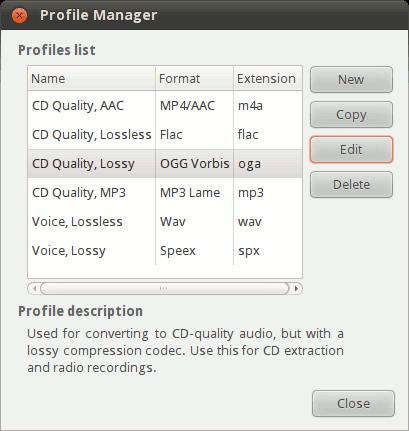 Cómo convertir rápidamente archivos de audio con Gnac[Linux]