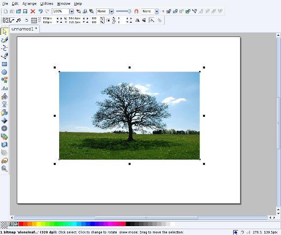 Cómo cortar imágenes con Xara Xtreme