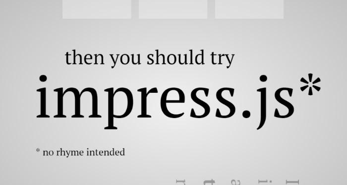 Cómo crear presentaciones de Impress.js en Linux