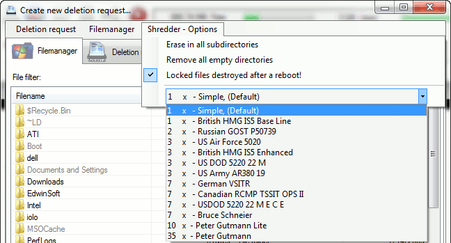 Cómo eliminar de forma segura archivos, carpetas y discos duros[Windows].