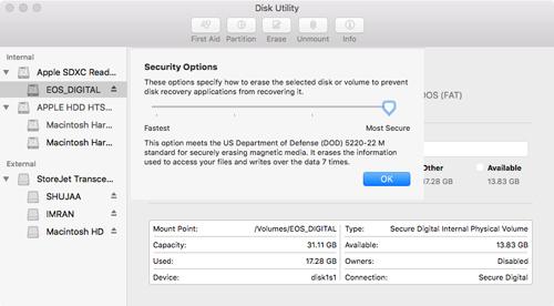 Cómo eliminar de forma segura documentos y archivos confidenciales en tu Mac