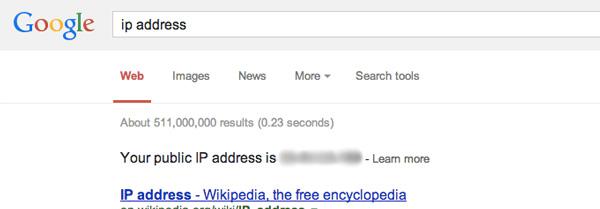 Cómo encontrar su dirección IP y su dirección MAC en Mac OS X