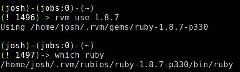 Cómo gestionar fácilmente las instalaciones de Ruby con RVM