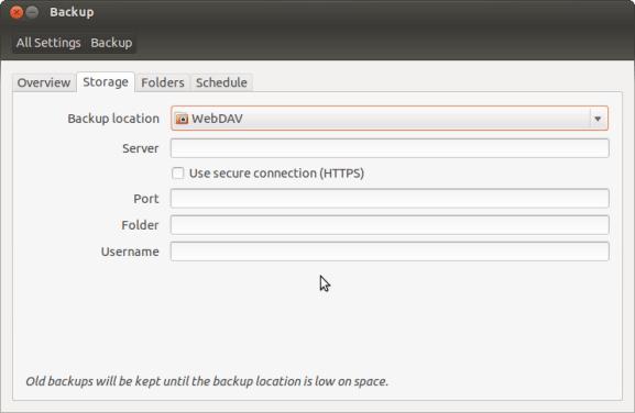 Cómo hacer copias de seguridad de su máquina Linux en una caja