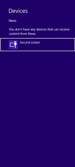 Cómo imprimir desde aplicaciones en Windows 8