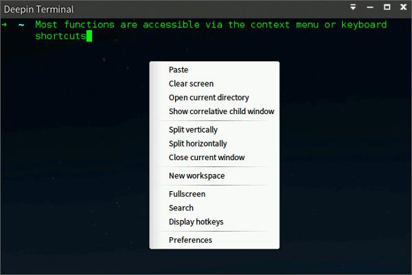Cómo instalar Deepin Terminal en Ubuntu