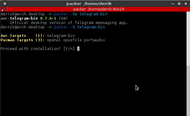 Cómo instalar la aplicación de escritorio oficial de Telegram en Linux