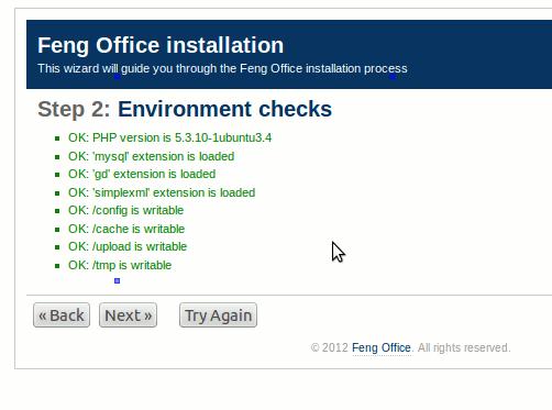 Cómo instalar una unidad personal de Google usando FengOffice[Linux]