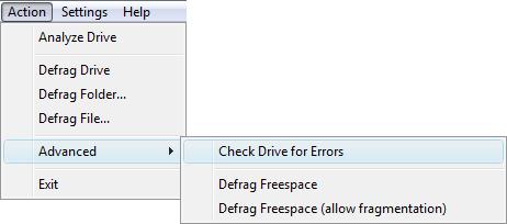 Cómo mantener correctamente las unidades de disco duro con Defraggler