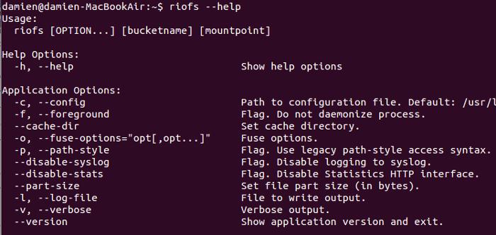 Cómo montar Amazon S3 en Ubuntu