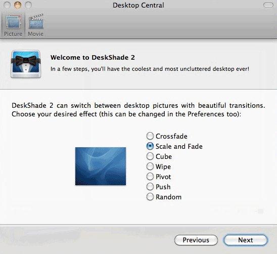 Cómo organizar el escritorio de tu Mac usando DeskShade
