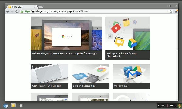 Cómo probar ChromeOS en Ubuntu