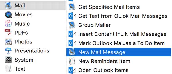 Cómo programar correos electrónicos en la aplicación Mail en Mac