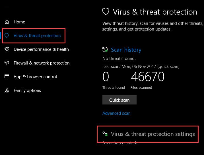 Cómo protegerse contra Ransomware con acceso controlado a las carpetas en Windows 10