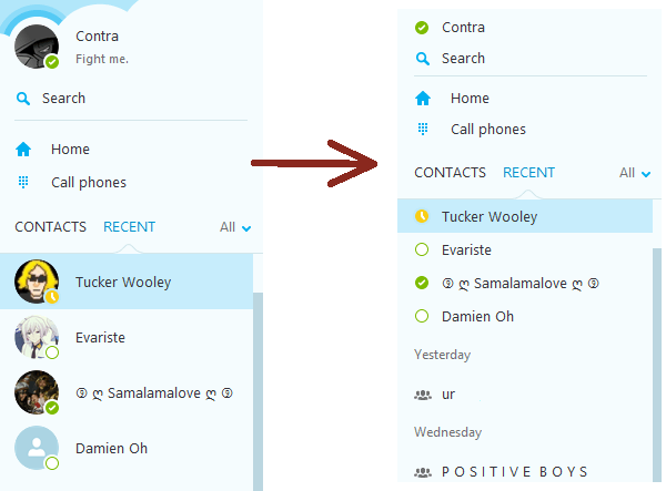 Cómo quitar anuncios en el cliente de escritorio de Skype