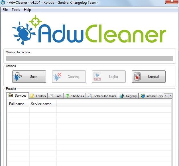 Cómo quitar la barra Ask y la búsqueda en Ask.com de su navegador