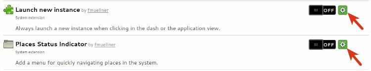 Cómo Recibir una Notificación de las Actualizaciones para sus Extensiones de Gnome Shell