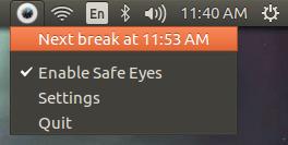Cómo reducir la tensión ocular en los sistemas Linux Ubuntu