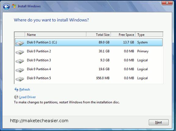 Cómo reinstalar Windows 7 sin formatear el disco duro