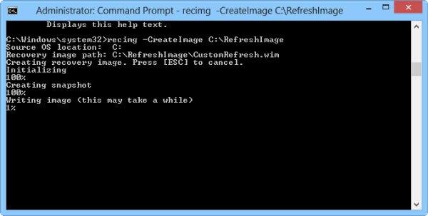 Cómo reparar Windows 8 mediante la función de actualización y restablecimiento