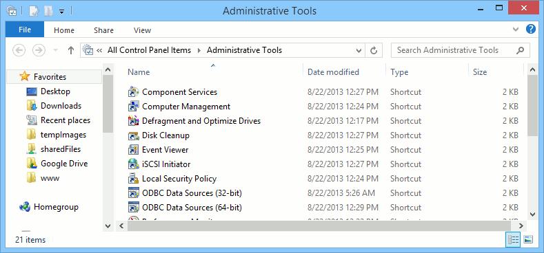 Cómo restringir el acceso a las herramientas administrativas de Windows