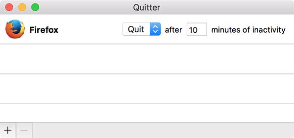 Cómo salir u ocultar aplicaciones automáticamente después de la inactividad en tu Mac