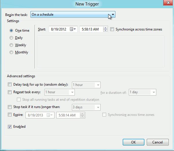 Cómo saltarse el metro y arrancar directamente al escritorio[Windows 8]